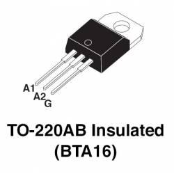 BTA 16/600 BRG