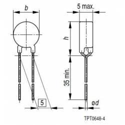 PTC 10 R/265 V