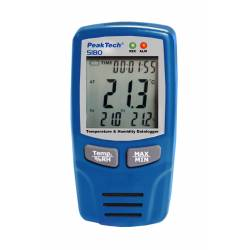 DATA LOGGER - TEMPERATURA SI UMIDITATE