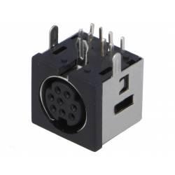 CONECTOR MINI DIN 8 P-MAMA