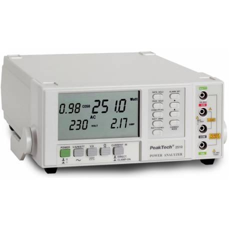 ANALIZOR PUTERE ELECTRICA P2510