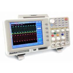 OSCILOSCOP P1230 PEAKTECH 2x200 MHz