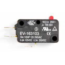 MICROINTRERUPATOR 250V/16A 3.92N