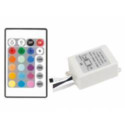 CONTROLER RGB 12V/10A 24 BUTOANE