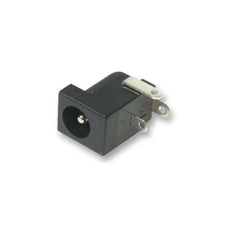 PRIZA DC 2.1 mm PANOU PLASTIC