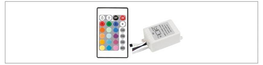 Controlere LED-uri