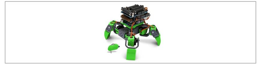 Roboti, accesorii, CNC