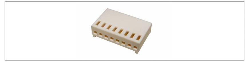Conectori NSL/NSG 2.54 mm