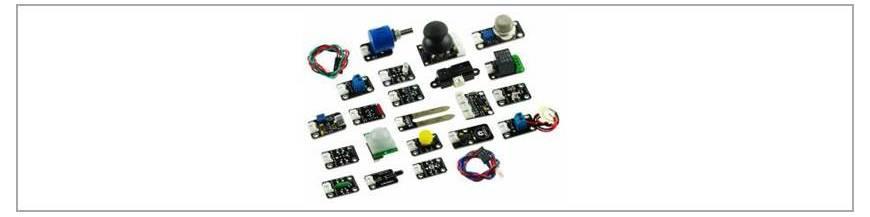 Senzori si module pentru platforme de dezvoltare
