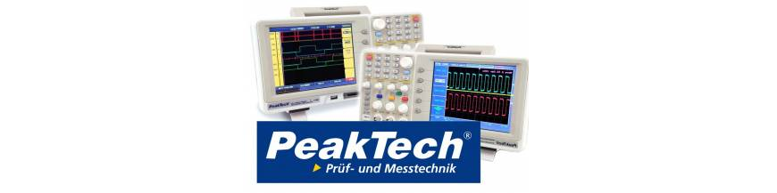 Osciloscoape PeakTech